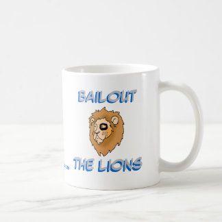 Bailout the coffee mug