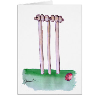 BAILS cricket, tony fernandes Card