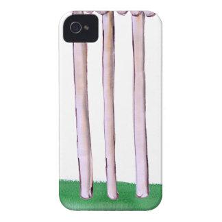 BAILS cricket, tony fernandes iPhone 4 Case-Mate Case