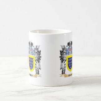 Baily Coat of Arms - Family Crest Basic White Mug