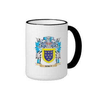 Baily Coat of Arms Ringer Mug
