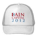 BAIN CAPITAL 2012 CAP