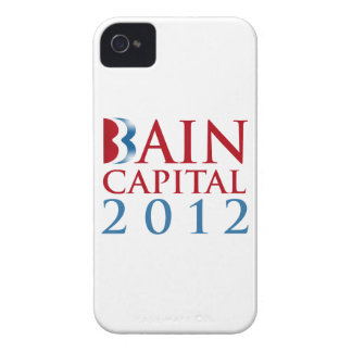 BAIN CAPITAL 2012 iPhone 4 Case-Mate CASE