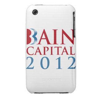 BAIN CAPITAL 2012 iPhone 3 Case-Mate CASE