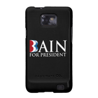 BAIN FOR PRESIDENT.png Samsung Galaxy S2 Covers