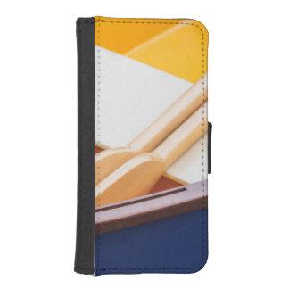 Bainbridge Island Wooden Boat Festival 2 iPhone SE/5/5s Wallet Case