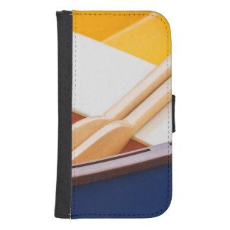 Bainbridge Island Wooden Boat Festival 2 Samsung S4 Wallet Case