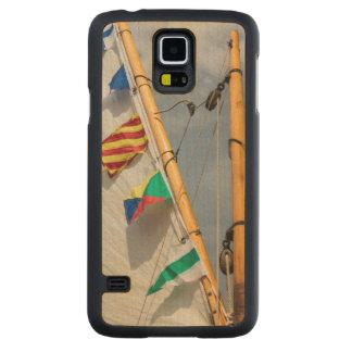 Bainbridge Island Wooden Boat Festival 3 Carved Maple Galaxy S5 Case