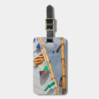 Bainbridge Island Wooden Boat Festival 3 Luggage Tag