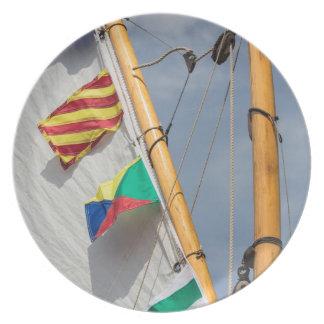 Bainbridge Island Wooden Boat Festival 3 Plate