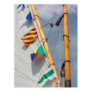 Bainbridge Island Wooden Boat Festival 3 Postcard