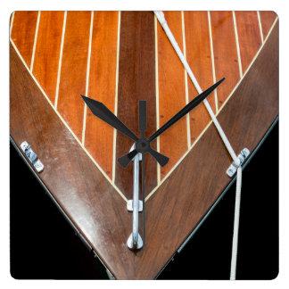 Bainbridge Island Wooden Boat Festival Clock