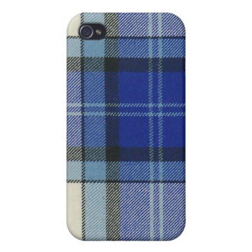 Baird Dress Blue Tartan iPhone 4/4S SPECK Case iPhone 4 Case