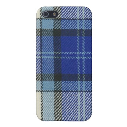 Baird Dress Blue Tartan iPhone 4/4S SPECK Case Case For iPhone 5