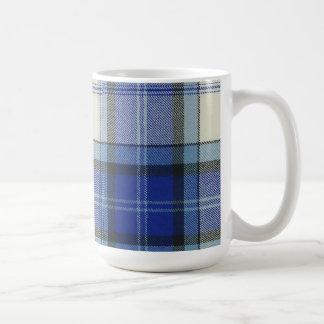 Baird Dress Blue Tartan Plaid Mug