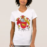 Baird Family Crest T Shirts