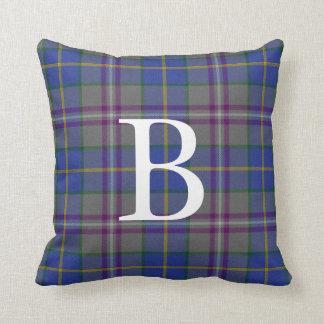 Baird Plaid Out Door Pillow