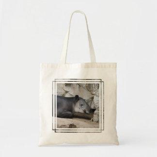 Bairds Tapir Small Tote Bag