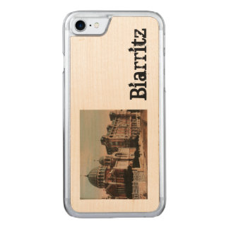 BAIRRITZ - Cathedrale Les Basses Pyrénées Carved iPhone 7 Case