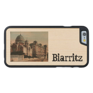 BAIRRITZ - Cathedrale Les Basses Pyrénées Carved® Maple iPhone 6 Slim Case