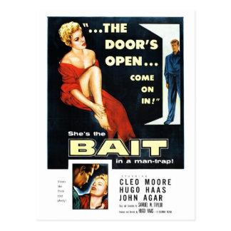 Bait 1954 Postcard