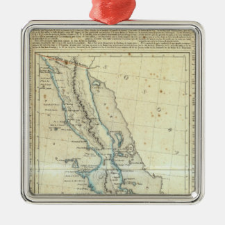 Baja California, Mexico Christmas Ornament
