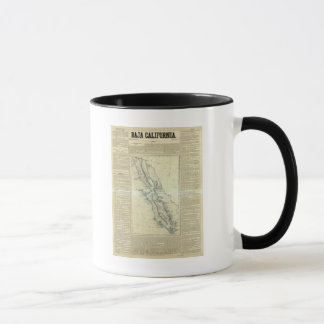 Baja California, Mexico Mug