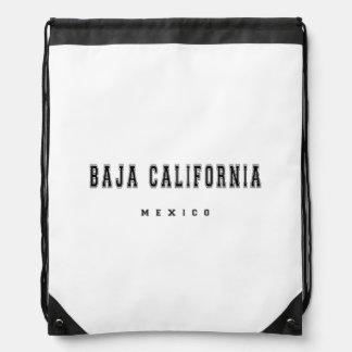 Baja California Mexico Rucksack