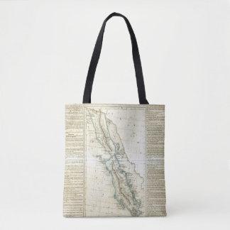 Baja California, Mexico Tote Bag
