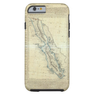 Baja California, Mexico Tough iPhone 6 Case
