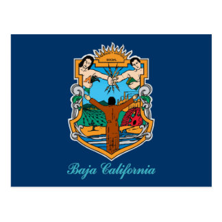 Baja California Postcard