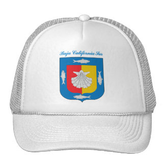 Baja California Sur Trucker Hats