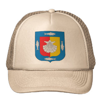 Baja California Sur, Mexico Mesh Hat