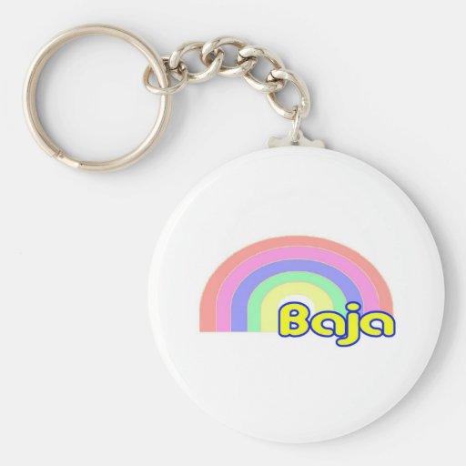 Baja Keychain