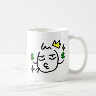 bajai dim sum basic white mug