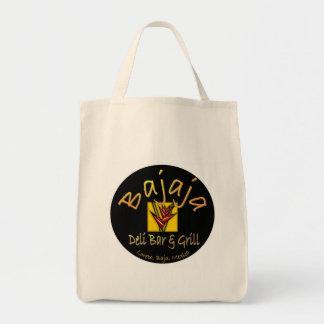 Bajaja Logo Canvas Bag