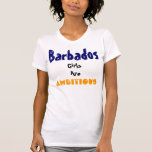 Bajan girls t-shirts