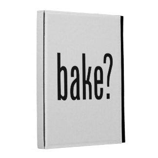 bake iPad folio covers