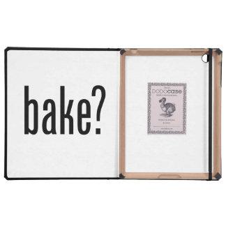 bake iPad covers