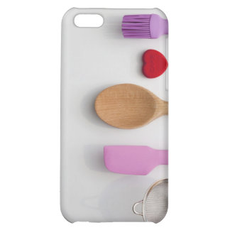 Bake. Eat. Love. Case For iPhone 5C