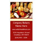 Bake Goods Baking Bakery Chef Business Cards