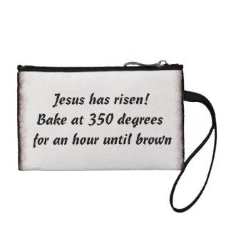 Bake Me A Jesus Change Purse