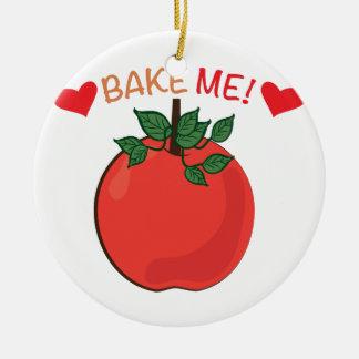 Bake Me Round Ceramic Decoration