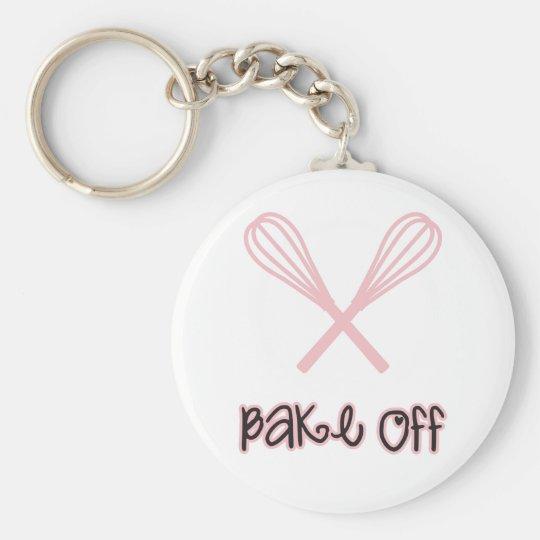 Bake Off Key Chain