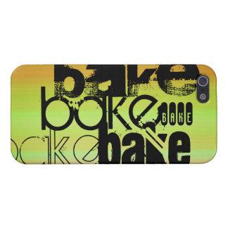 Bake; Vibrant Green, Orange, & Yellow iPhone 5/5S Covers