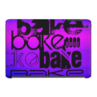 Bake; Vibrant Violet Blue and Magenta iPad Mini Retina Case