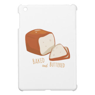 Baked and Buttered iPad Mini Case