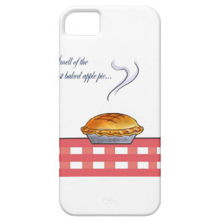 Baked apple pie. iPhone 5 covers