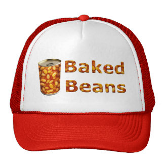 Baked Beans Can Cap