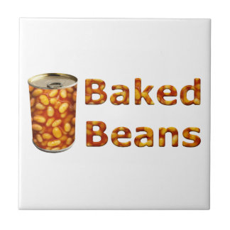 Baked Beans Can Tile